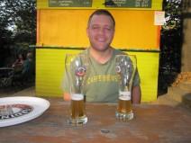 Biergarten in Tiergarten