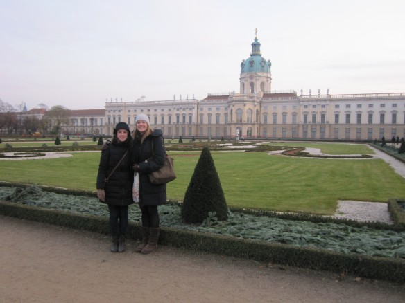 Jackie and Adrian- Schloss Charlottenburg
