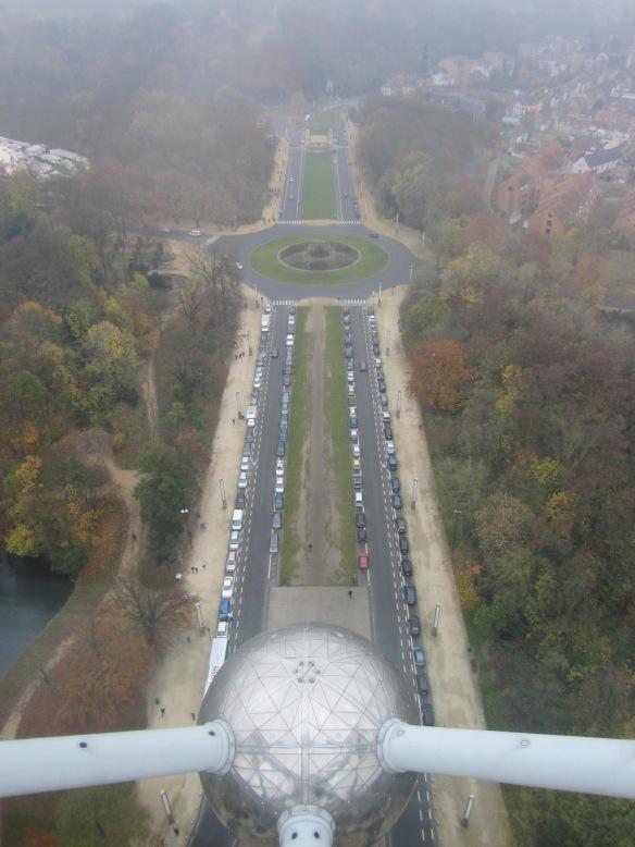 Atomium View