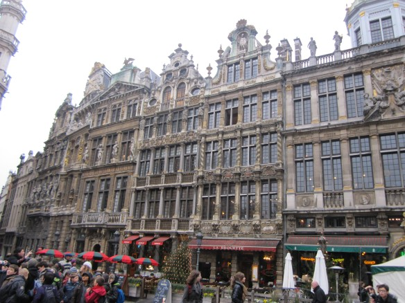 The Grand- Place