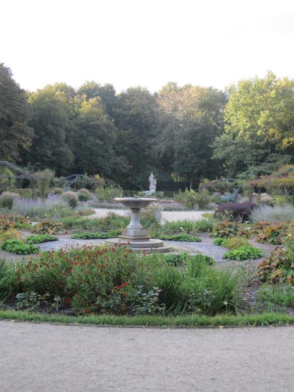 Rosegarten- Tiergarten Berlin