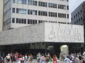 Picasso Artwork in Barcelona, Spain
