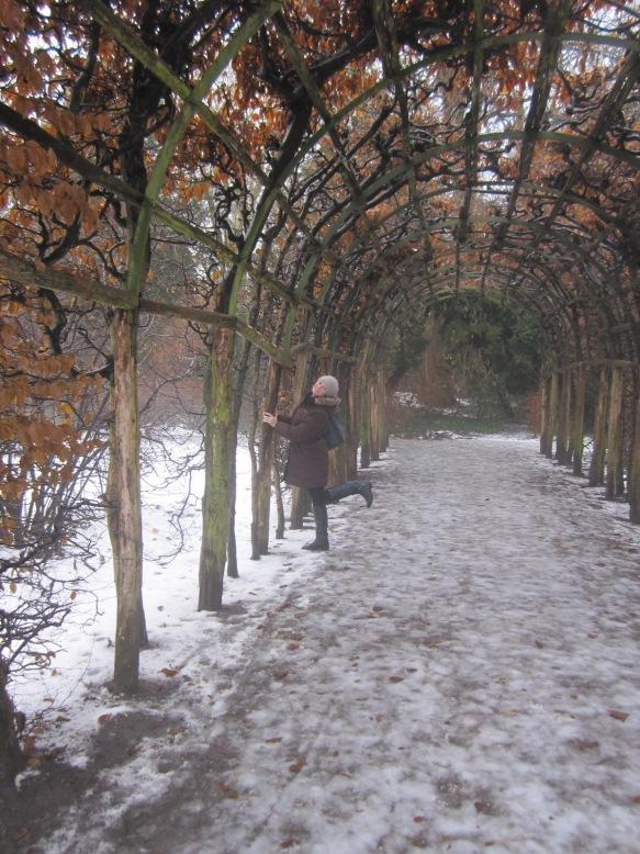 Fun in Potsdam