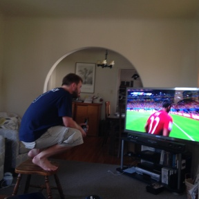 World Cup Stress
