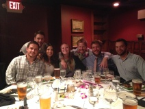Hackett/Roy Rehearsal Dinner