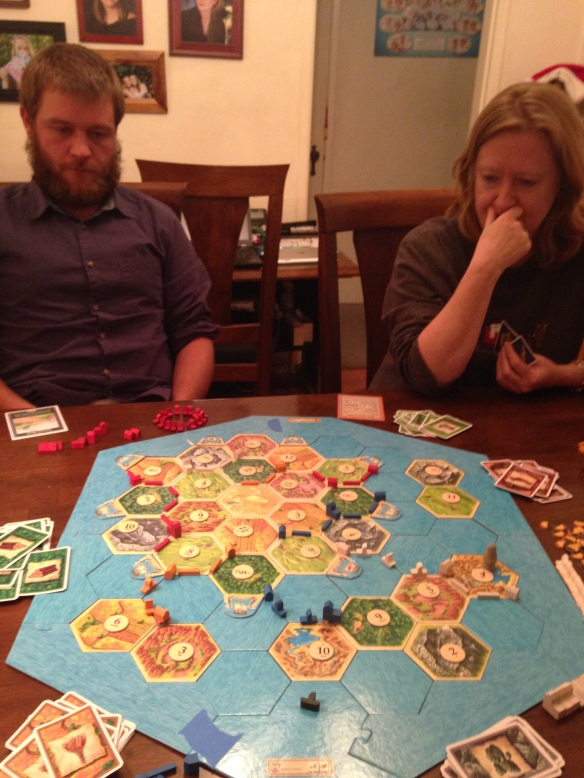 Catan Extension Pack!
