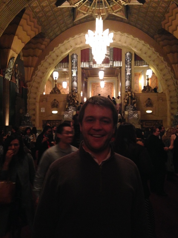 Wicked at the Pantages