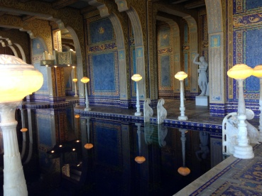 Turkish Pool at Hearst Castle